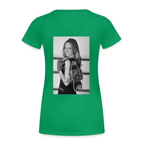 Unterstützungs-T-Shirt Christine Theiss, Männer - Frauen Premium T-Shirt