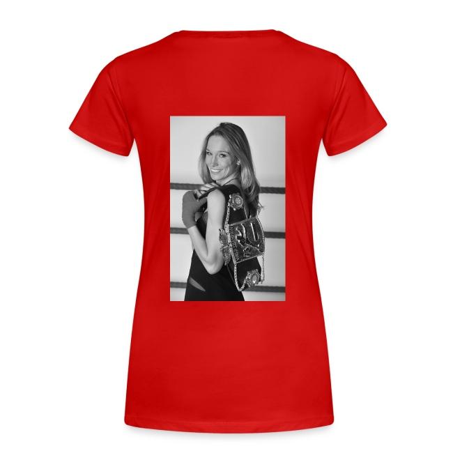 Unterstützungs-T-Shirt Christine Theiss, Männer