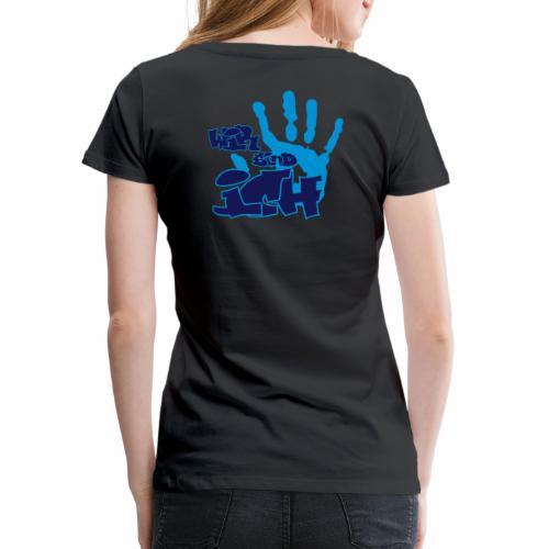 WIR SIND ICH - Frauen Premium T-Shirt