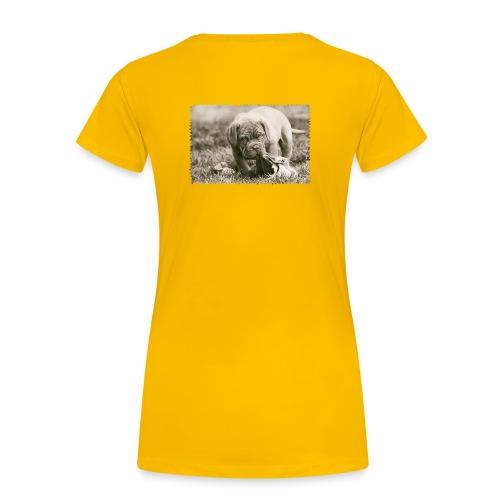 My Piece! - Dame premium T-shirt