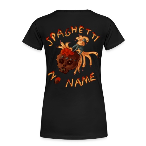 Bagpå - Women's Premium T-Shirt