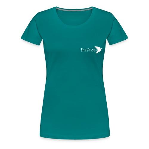 scritta - Maglietta Premium da donna