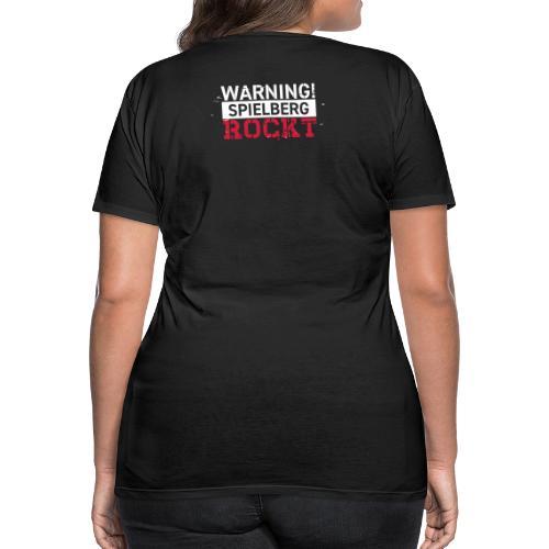 WARNING - Spielberg rockt! - Frauen Premium T-Shirt