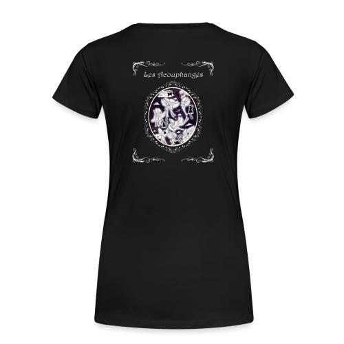 T-Shirt Manches Longues Femme Acouphanges - T-shirt Premium Femme