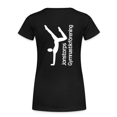 Jonstorps Gymnastikförening - Premium-T-shirt dam