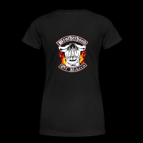 BOB color - Frauen Premium T-Shirt