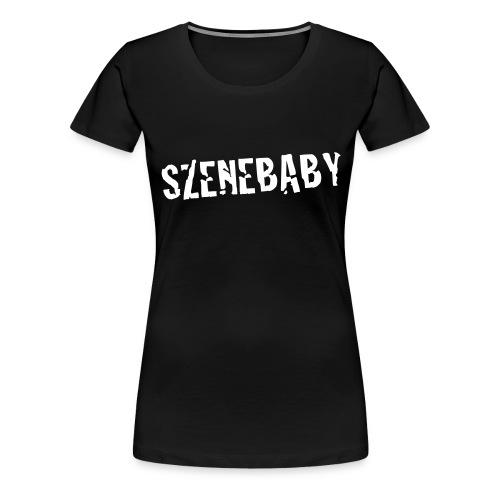 szenebaby - Frauen Premium T-Shirt
