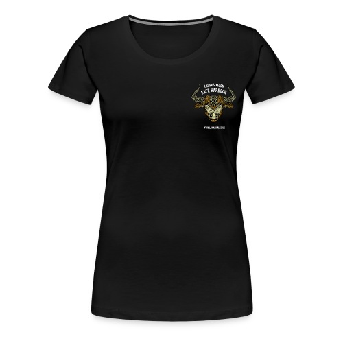 Taurus Moon Dark - Women's Premium T-Shirt