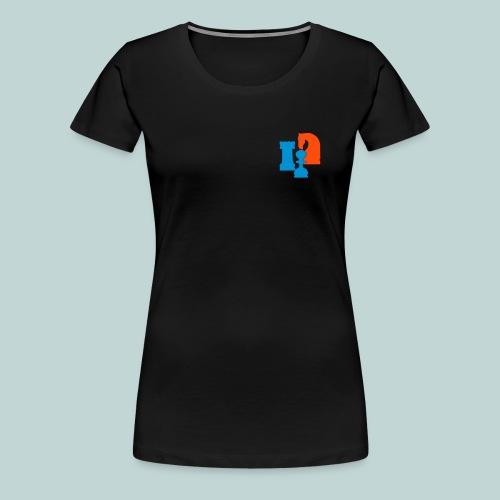 Figurenguppe1 - Frauen Premium T-Shirt