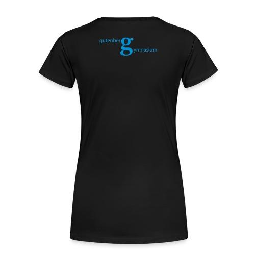 GG Logo - Frauen Premium T-Shirt