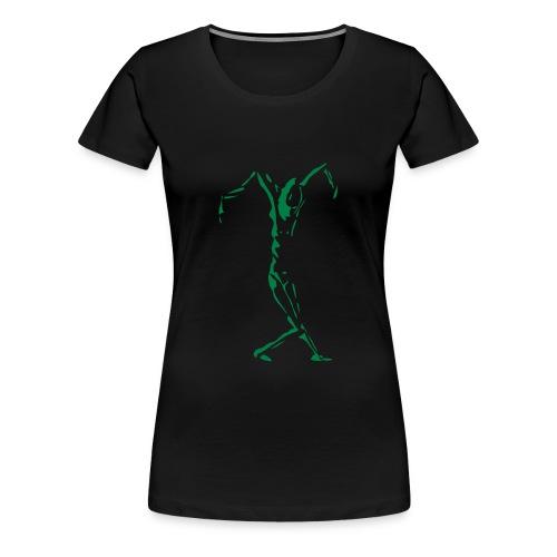 motiv4 - Frauen Premium T-Shirt