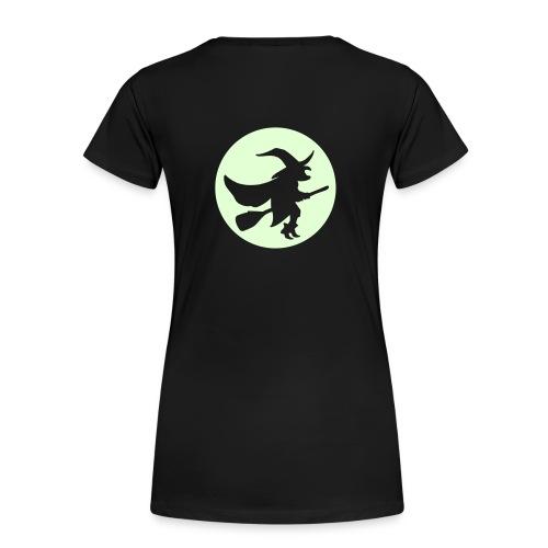 hexe_1farbig - Frauen Premium T-Shirt