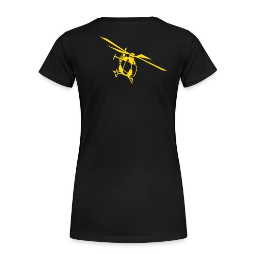 ec135 - Frauen Premium T-Shirt