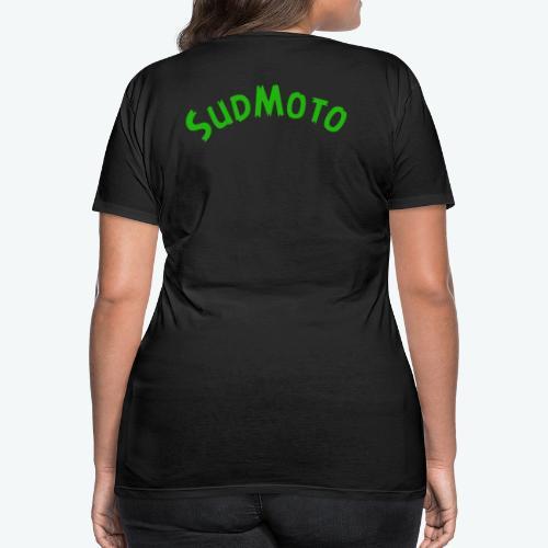Nom de la chaîne YouTube - T-shirt Premium Femme