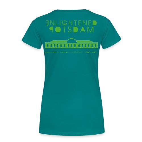 PDM ENL png - Frauen Premium T-Shirt
