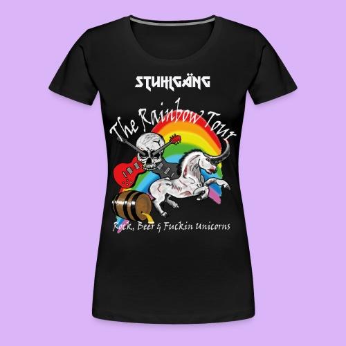 RIP_Shirt_2015 - Frauen Premium T-Shirt