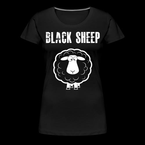 bs shirt v1 front 22cm png - Frauen Premium T-Shirt