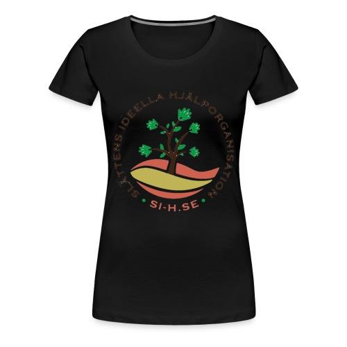 SIH 1 png - Premium-T-shirt dam