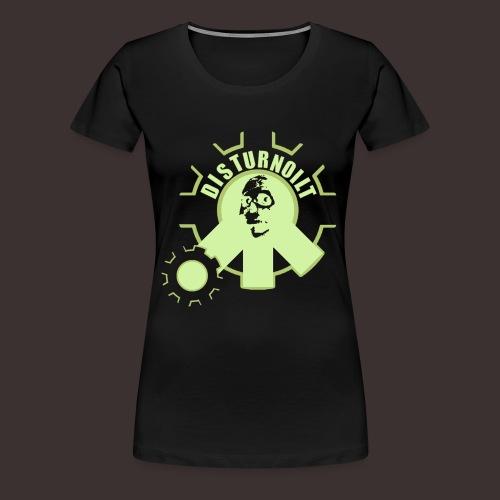 DisturnoiltMILIZ - Frauen Premium T-Shirt