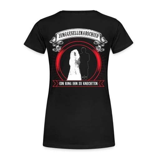Help ME - Frauen Premium T-Shirt