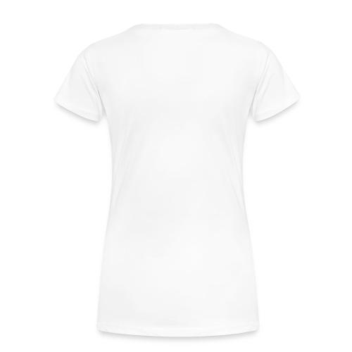 kotisivujen osoite - Naisten premium t-paita