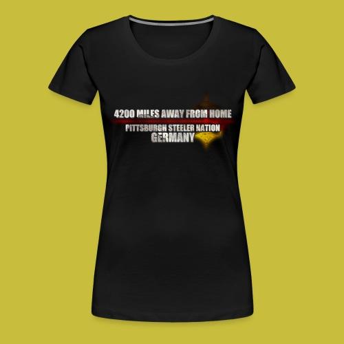 shirt14 - Frauen Premium T-Shirt