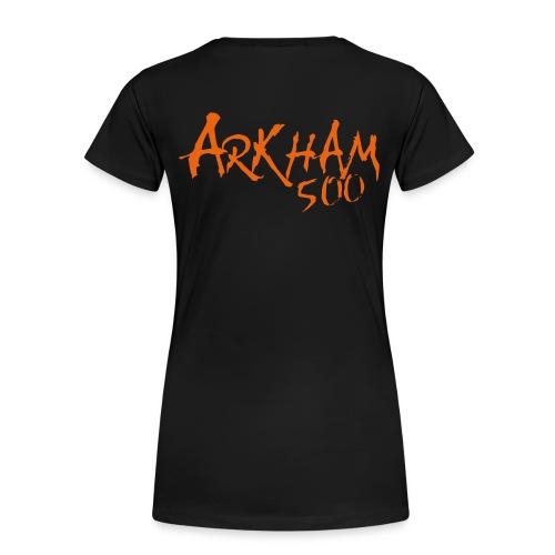 logo_arkham_500_trykk3 - Women's Premium T-Shirt