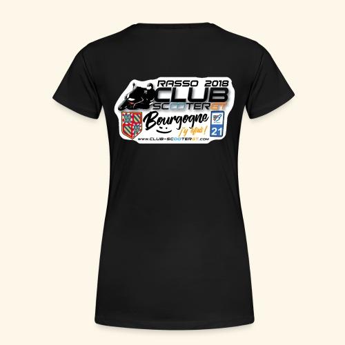 logoCSGT stickerrass2018 - T-shirt Premium Femme