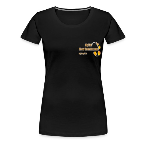 Logo Brust - Frauen Premium T-Shirt