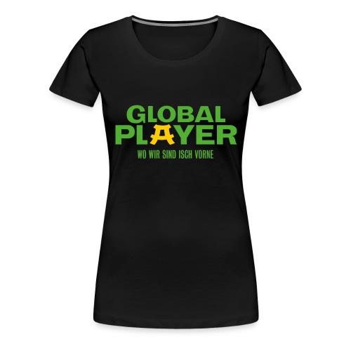 front1 - Frauen Premium T-Shirt