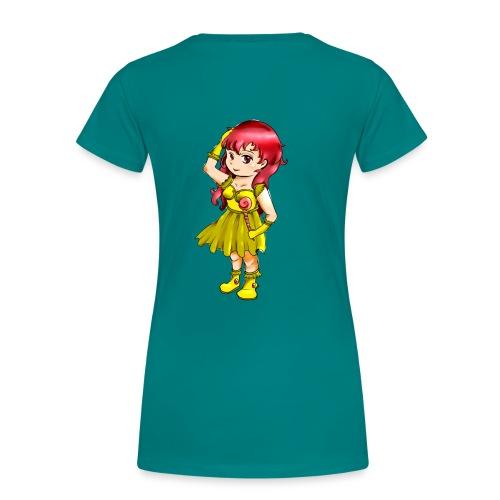 GRAND Magical Girl png - T-shirt Premium Femme