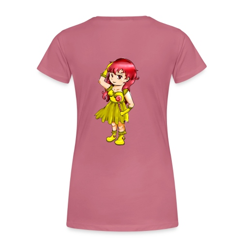 GRAND Magical Girl png - T-shirt Premium Femme