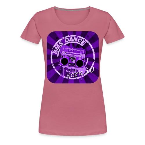 BMS Dance - Vrouwen Premium T-shirt
