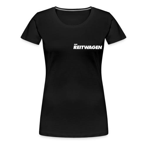 reitwagen - Frauen Premium T-Shirt