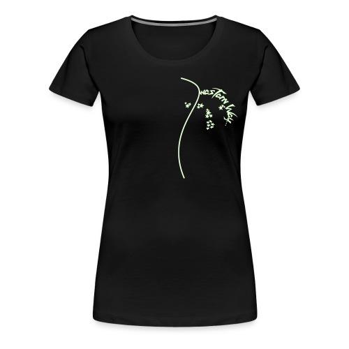 western way4 - T-shirt Premium Femme