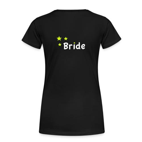 Star Bride - Women's Premium T-Shirt