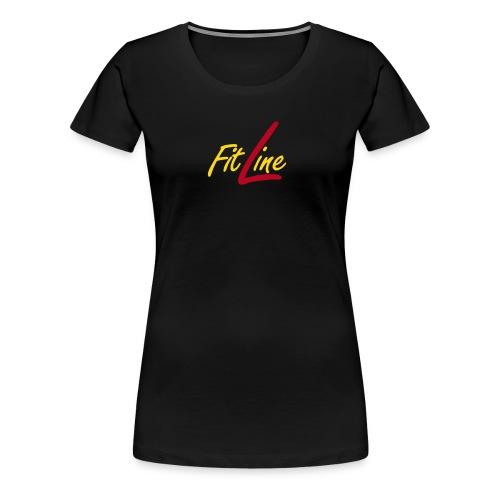fitline1 - Frauen Premium T-Shirt