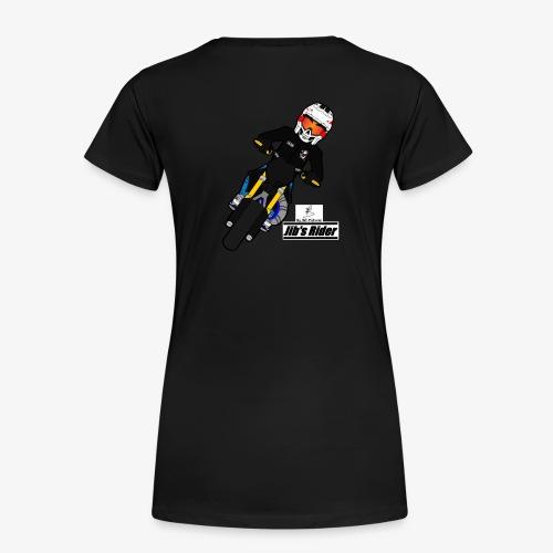 Jib's Rider - T-shirt Premium Femme