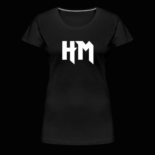 HM_vorne - Frauen Premium T-Shirt