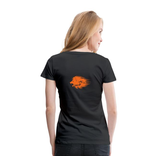MWB Print Lion Orange