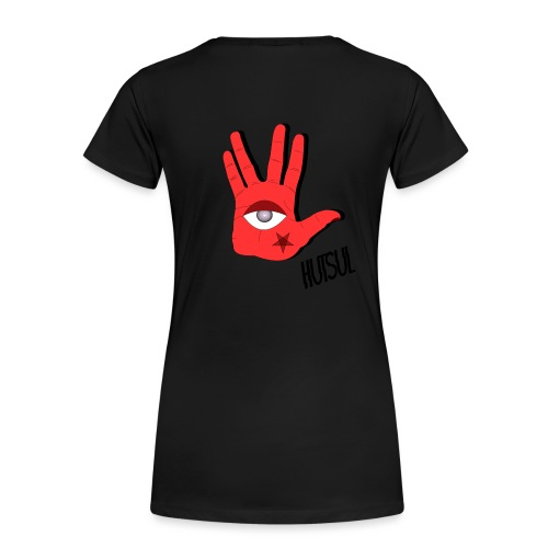 Sheitan Hand Hutsul - T-shirt Premium Femme
