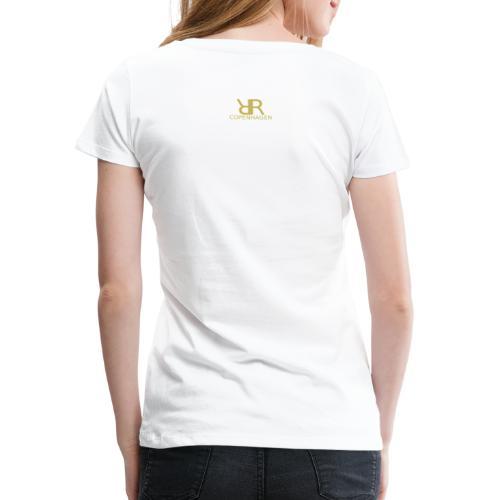 RAMS€Y COPENHAGEN (LIMITED EDITION) - Dame premium T-shirt
