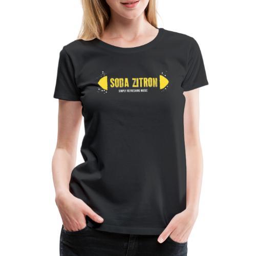 SodaZitron - Frauen Premium T-Shirt
