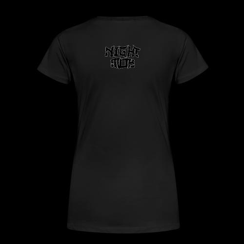 Night Mob - Women's Premium T-Shirt