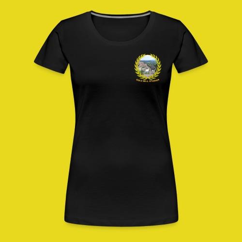 ghs logo png - Women's Premium T-Shirt