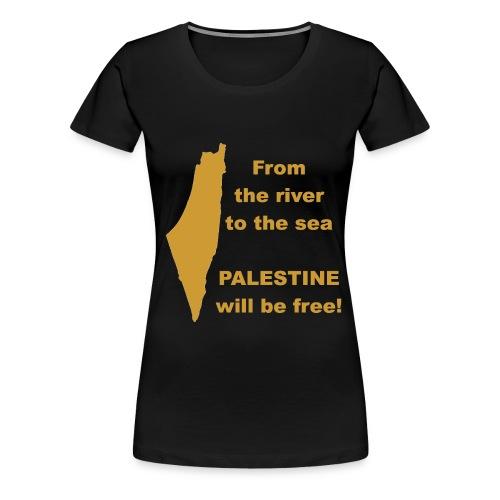 goldkompl - Frauen Premium T-Shirt