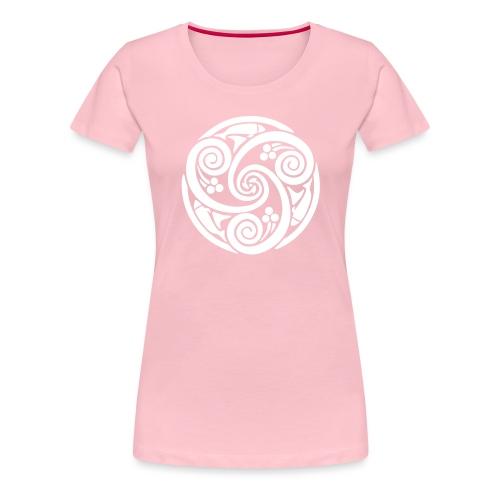 Amazóna Hibernia - Frauen Premium T-Shirt