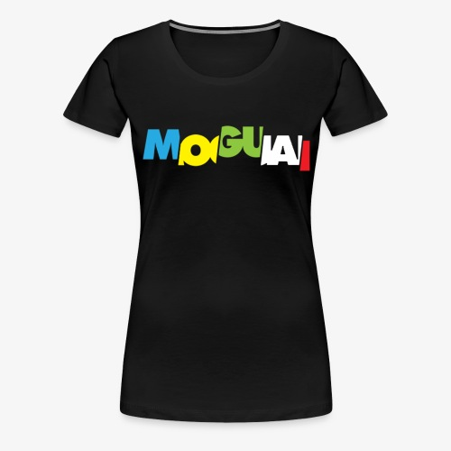 MOGUAI 22colour advanced 22 inverted - Women's Premium T-Shirt