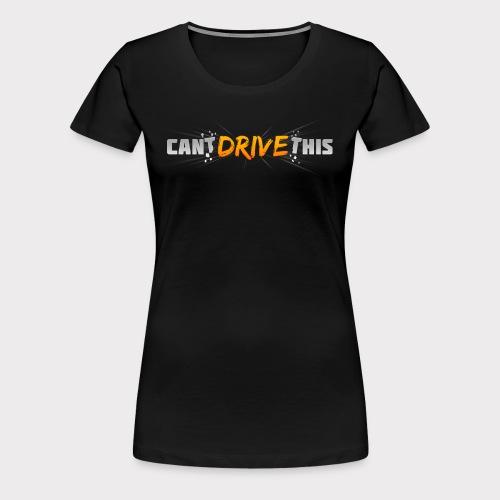 CDT Bright - Frauen Premium T-Shirt