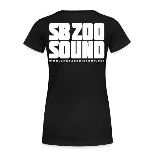 SB ZOO Blockbuster - Frauen Premium T-Shirt